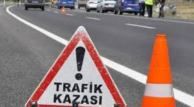 Giresun'da trafik kazası : 4 yaralı