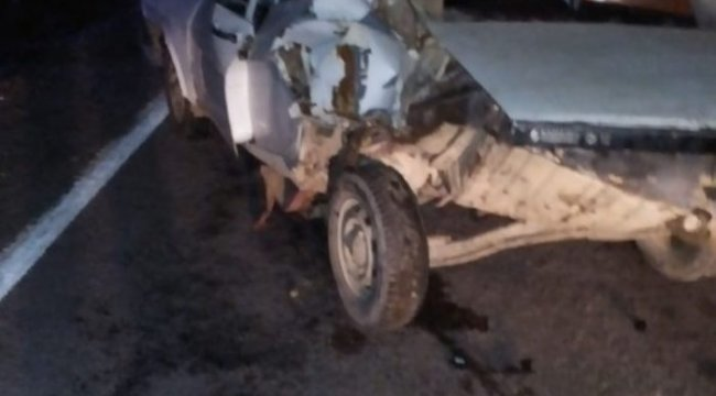 Kazaya karışan park halindeki aracın trafikten men olduğu ortaya çıktı