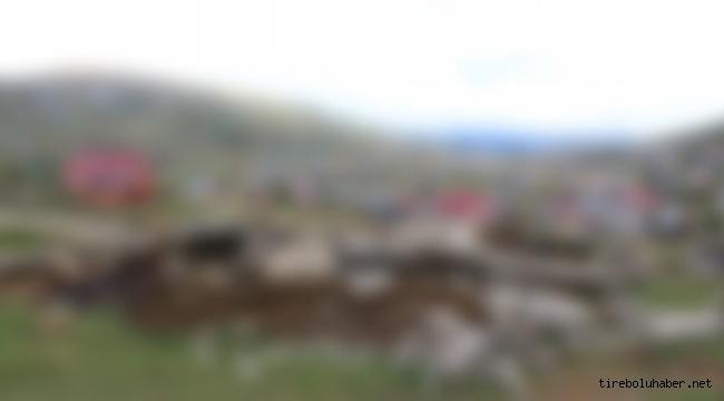 Sis Dağı'nda yıkımlar sürüyor