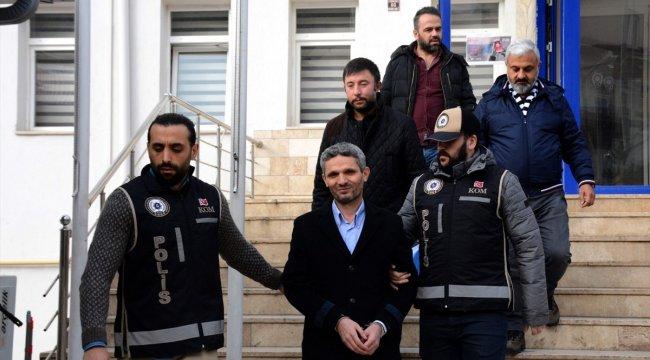 FETÖ'nün sözde 'Gümüşhane il imamı' tutuklandı