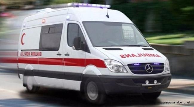 Giresun'da patlama: 4 yaralı