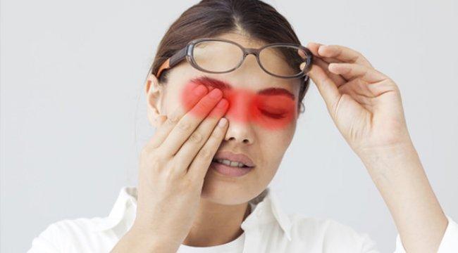 Göz ağrısı neden olur? Sağ göz sol göz ağrısı nasıl geçer? Göz sağlığı...