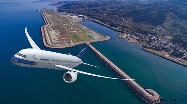 Ordu_Giresun Havalimanında 986 bin yolcuya hizmet verildi