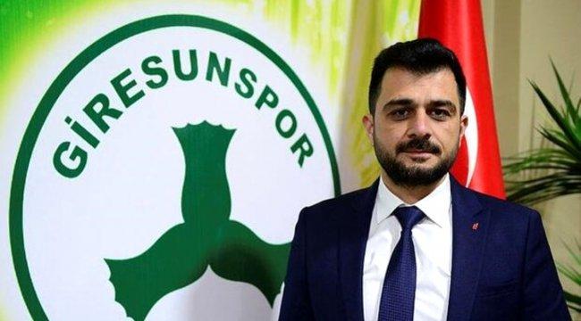 Sacit Ali Eren: 'Giresunspor, Giresun'un takımı değilmiş gibi davranılıyor'