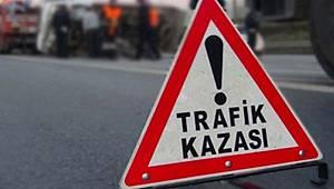 Espiye'de trafik kazası: 1 ölü, 1 yaralı