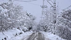 Giresun'da kapalı köy yolları ulaşıma açıldı