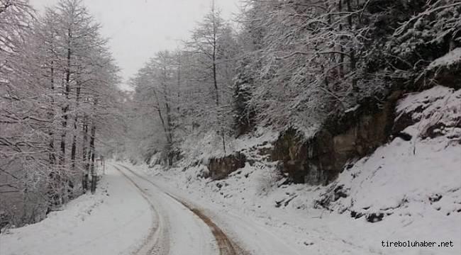 Giresun'da karla mücadele çalışmaları