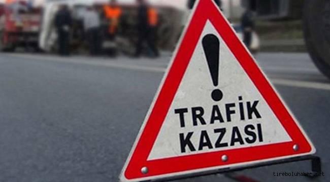 Giresun'da trafik kazası : 3 yaralı