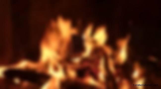 Tirebolu'da Yangın