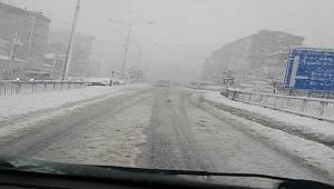 Tirebolu'da 40 köy yolu ulaşıma kapandı