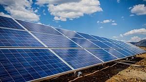 Giresun'da Güneş Enerjisi Santrali Kuruluyor