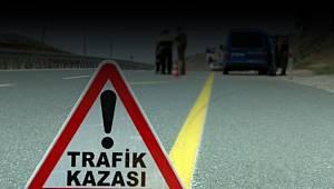 Giresun'da trafik kazası: 1 ölüm
