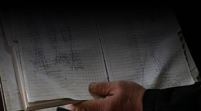 Gizemli hayırsever Giresun'da 40 Bin lira veresiye borcu ödedi