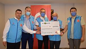 DİTİB'ten Giresun'a 150 bin Euro