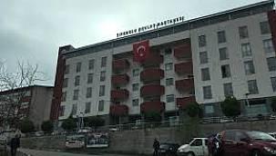 Tirebolu'da covid-19 testi pozitif çıkan kişi hastaneden kaçtı
