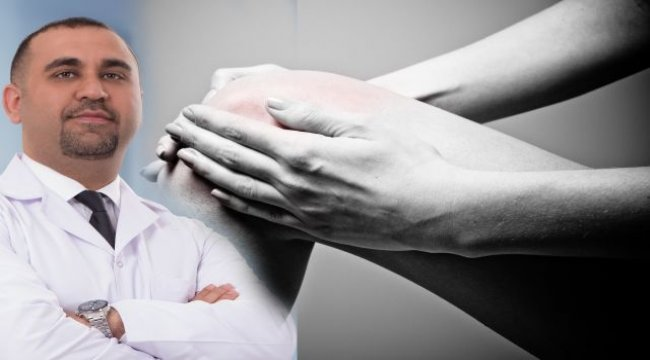 Yaşlılarda diz ağrıları protez ile gideriliyor