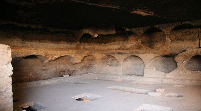 40 mağara Mardin turizmine kazandırılsın