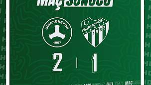 Giresunspor'da Hedef Süper Lig