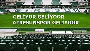 Giresunspor'un Galibiyet serisi sürüyor