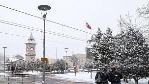 Kayseri'de kartpostallık görüntüler