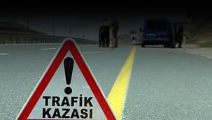 Tirebolu'da trafik kazası 1 Ölü, 4 yaralı